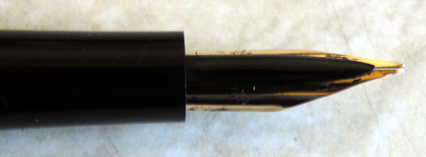 The Mabie Todd Swan 1500 Eyedropper Pen (3/6)